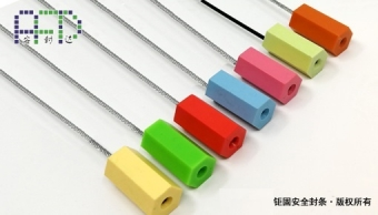 AFD-012 Steel wire seal hexagon steel wire seal